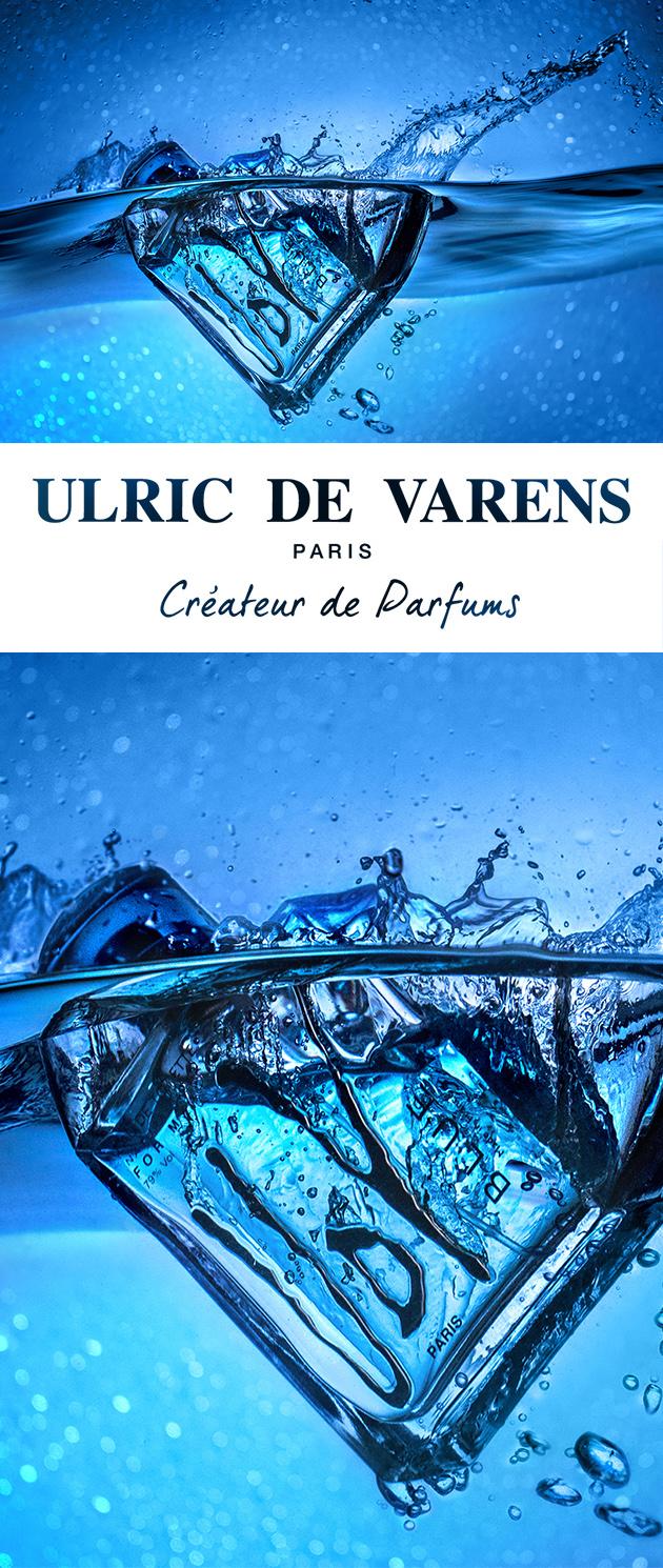 Ulric de Varens Blue, рекламная фотография, вершинин Алексей, рекламный фотограф, предметный фотограф